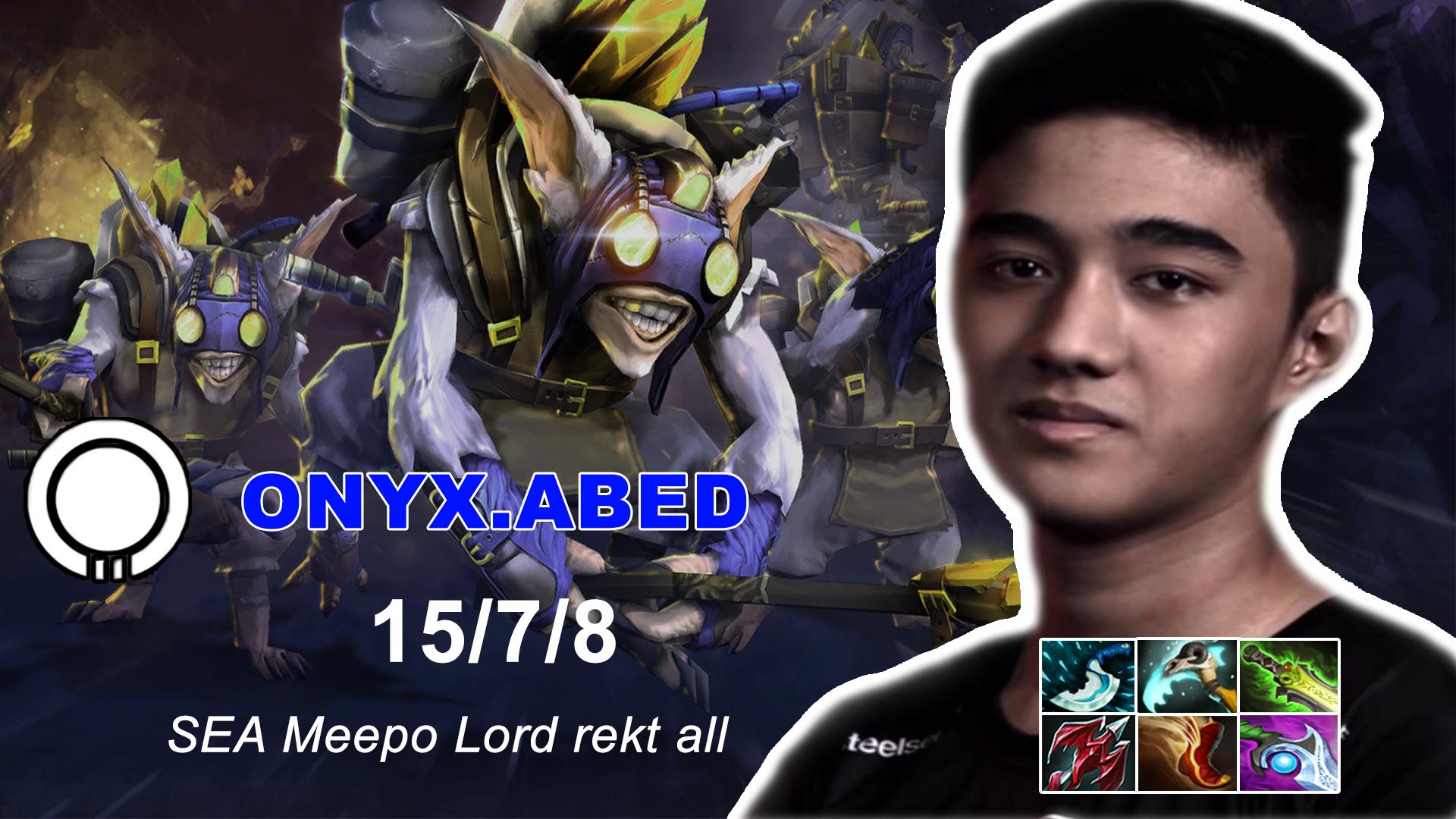 [Gosu Highlights] Khi Abed cầm Meepo, Chessie cũng phải sấp mặt