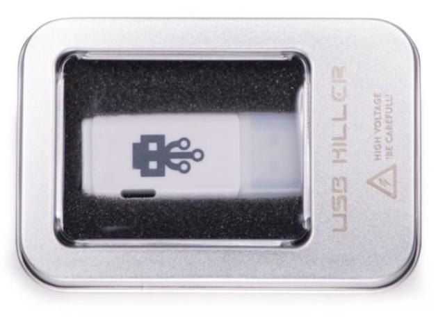 USB sát thủ trở lại: Đảm bảo nướng linh kiện máy tính của bạn nhanh gấp đôi