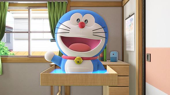 Nhờ thực tế ảo, Cánh Cửa Thần Kỳ của Doraemon nay đã trở thành hiện thực