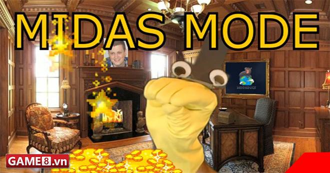 Dota 2 - Midas Mode - thêm 1 giải đấu cực dị của Moonduck Studio