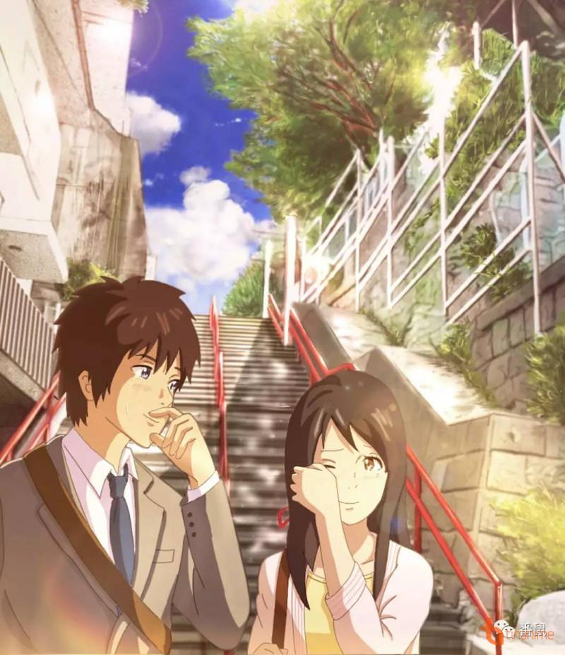 Rớt nước mắt với bộ ảnh Taki và Mitsuha - Ngày đoàn tụ