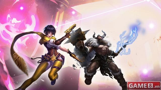 Liên Quân Mobile: Hướng dẫn chơi Violet và Ormarr hủy diệt cả thế giới