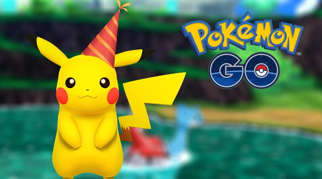 Pokemon GO tung sự kiện mới nhân dịp kỷ niệm Pokemon Day