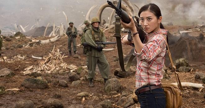 Thiên nhiên Việt Nam hùng vĩ trong clip mới của Kong: Skull Island