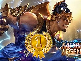 Bất chấp cáo buộc về bản quyền, Mobile Legends vẫn cán đỉnh TOP 1 game MOBA thị trường Đông Nam Á
