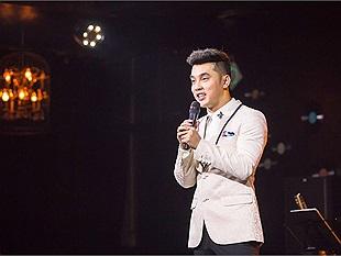 Nam ca sĩ Ưng Hoàng Phúc sẽ là đại diện hình ảnh cho tựa game mới Anh Hùng Xạ Điêu 3D của NPH Gamota?