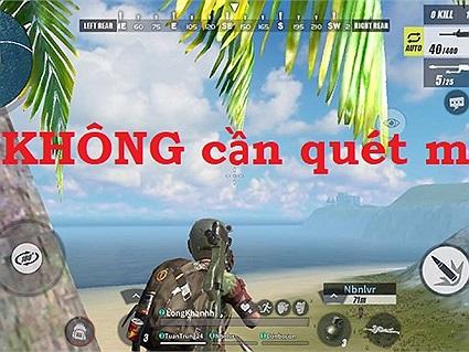 Chơi Rules of Survival PC giờ không phải quét mã nữa, game thủ đã có thể đăng nhập ngay bằng cách này