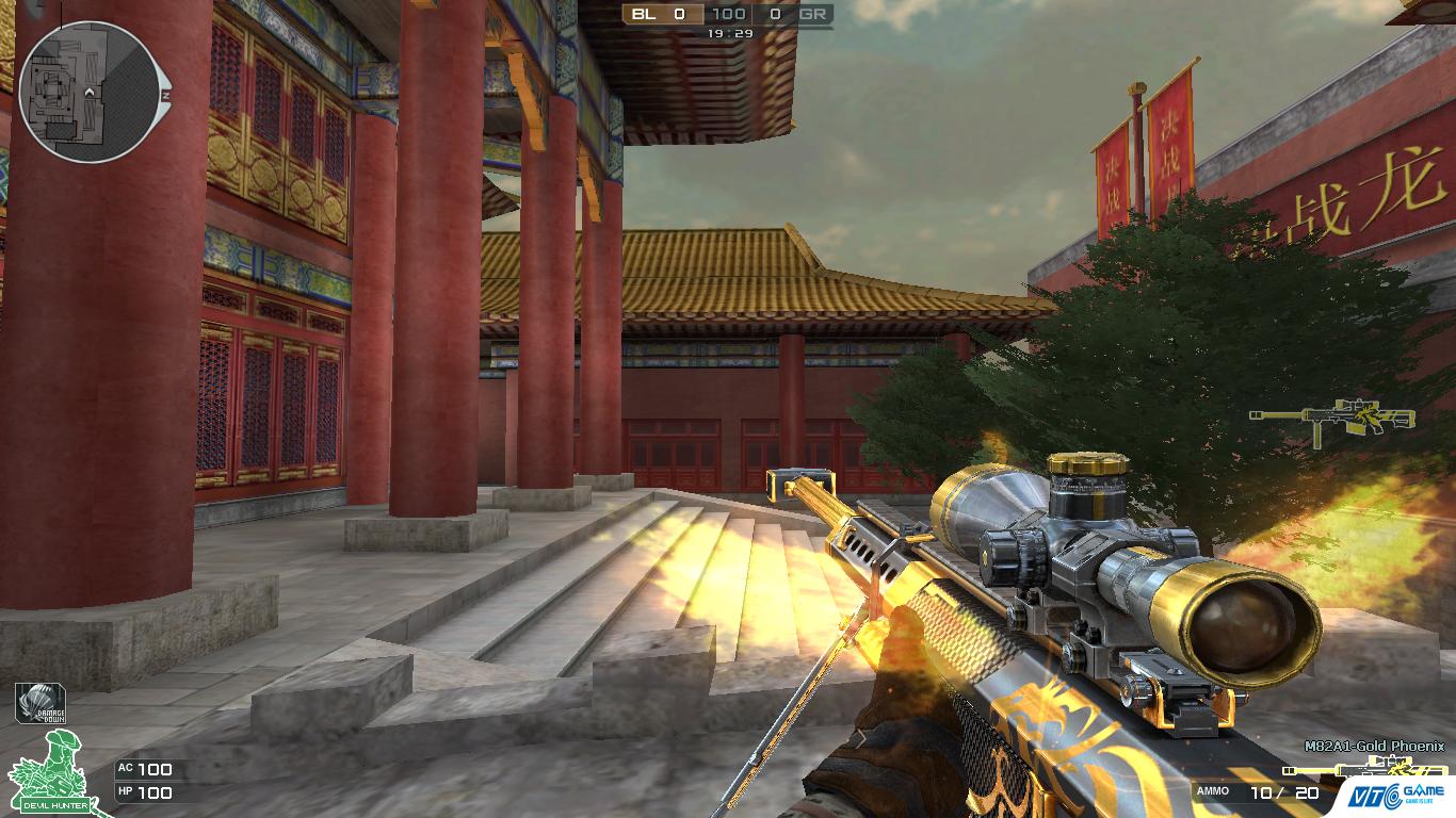 Đánh giá toàn cảnh 3 vũ khí mới của QCMM Gold Phoenix mới được đưa vào BCN  Đột Kích 1258