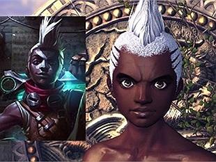 Sẽ như thế nào khi nhân vật Blade and Soul hóa thân thành nhân vật trong các tựa game khác?
