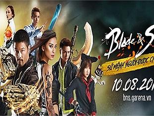 Blade and Soul: Sứ mệnh người được chọn tung teaser đậm chất võ hiệp, ấn định ngày khởi chiếu
