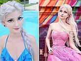 """""""Búp bê sống"""" Barbie có vòng eo 51 cm khiến nhiều người bỏ của chạy gấp"""