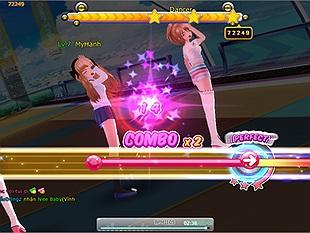 Trải nghiệm game vũ đạo HotSteps 2 trong ngày đầu ra mắt tại Việt Nam