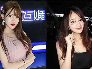 Cùng ngắm nhìn những showgirl xinh đẹp dễ thương nhất tại ChinaJoy 2017