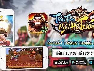 Siêu phẩm Tiểu Tiểu Ngũ Hổ Tướng đã chính thức được phát hành tại Việt Nam