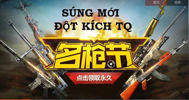 Đột Kích Trung Quốc: Cực ấn tượng với dòng súng bắn tỉa được làm mới trong phiên bản Sinh tồn - Sa Hải Sinh Tử