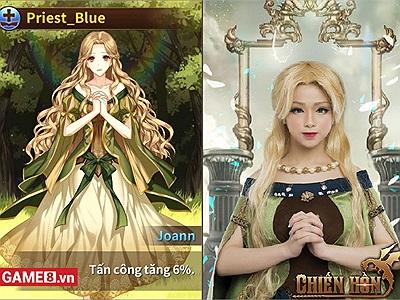 Game thẻ tướng Chiến Hồn Mobile tung ảnh Việt Hóa - sẵn sàng Alpha Test vào 20-01
