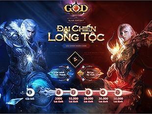 Game of Dragons chính thức ra mắt game thủ Việt ngày 25/07 tới