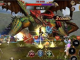 World of Dragon Nest - Những thông tin được hé lộ trong Hội chợ game ChinaJoy 2017