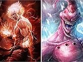 """Khi thế giới Dragon Ball được thể hiện dưới nét vẽ """"siêu thực"""" chất đừng hỏi"""