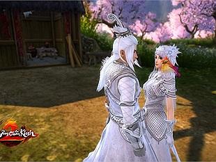 """Lấy vợ xưa rồi, trong Cửu Âm Chân Kinh 2 game thủ có thể còn được... """"xoạc"""""""