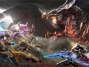 Webgame nhập vai Game of Dragons - Cuộc Chiến Long Tộc sắp ra mắt game thủ Việt