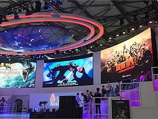 Game thủ xếp hàng dài để chơi thử bom tấn Dark and Light tại ChinaJoy 2017