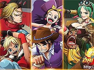 One Piece Đại Chiến chính thức ra mắt, tặng giftcode Thất Vũ Hải