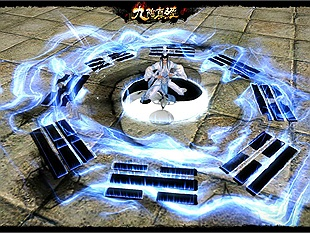 Đến game kiếm hiệp Cửu Âm Chân Kinh cũng phải ra mắt chế độ Sinh tồn cực độc - Tuyết Vực Đào Sát