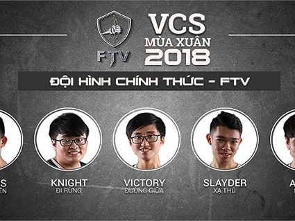 LMHT: Fap TV chính thức lộ diện đội hình tham dự VCS 2018 với những cái tên nổi bật trong đó có Nevan