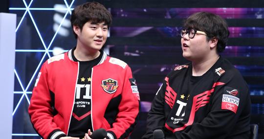Cộng đồng game thủ Hàn Quốc phát cuồng vì màn debut của Wolf trong vai trò người đi rừng cho SKT T1