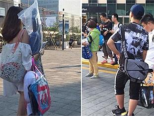Đến ChinaJoy 2017 game thủ chỉ có mang túi ba gang đi mà nhận quà