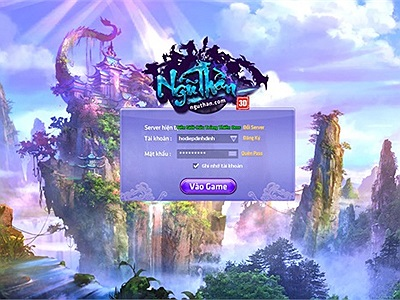 Đánh giá nhanh Ngũ Thần 3D - Game cài đặt 3D Tiên Hiệp mới mở cửa tại Việt Nam