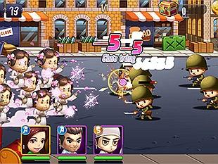 Soi game Siêu Sao Đại Chiến trong ngày đầu ra mắt tại Việt Nam