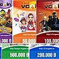 Tổng hợp tất cả các hình thức Mua thẻ Vcoin hiện nay!