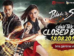 Những điều bạn cần phải biết khi chơi Blade and Soul Vietnam trong lần mở Closed Beta này
