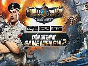Thủy Chiến Mobile - Game bắn súng trên biển sắp được VTC Mobile phát hành tại Việt Nam