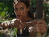 Tomb Raider phiên bản mới tung trailer đầu tiên cực phấn khích