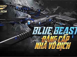 Blue Beast: Bộ vũ khí dành riêng cho nhà vô địch MEC Season 2 có gì hot?