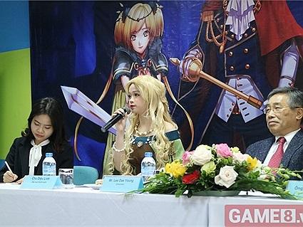 Cosplay nhân vật game, Linh Ka được khán giả Hàn khen đẹp hơn cả bản gốc
