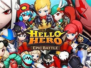 Hello Hero: Epic Battle - Phần tiếp theo của siêu phẩm 3D đã mở Đăng ký trước tại khu vực Đông Nam Á