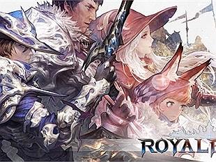 Gamevil hé lộ thông tin ra mắt Royal Blood - MMORPG siêu khủng trên Mobile