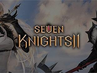 Dellons và Shane sẽ là những nhân vật chính trong MMORPG Seven Knights II