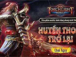 Torchlight Mobile - Game mobile mới đến từ NPH Gamota