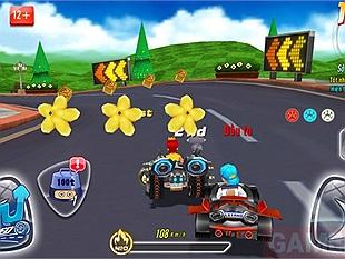 Giftcode Au Speed mừng game chính thức ra mắt