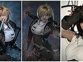 Chiêm ngưỡng bộ ảnh cosplay tuyệt đẹp về game Ascent: Infinite Realm - Game mới của cha đẻ PUBG