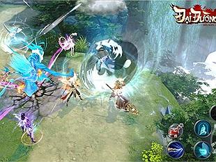 Đại Đường Võ Lâm - Một thế giới võ lâm hoàn toàn mới sắp ra game thủ Việt Nam
