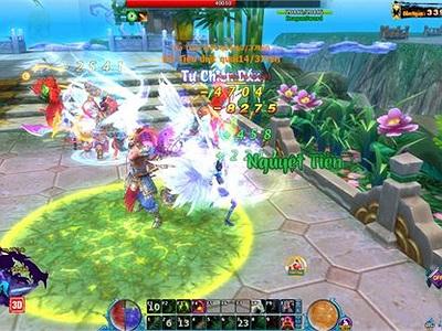 Ngũ Thần Online đáp ứng được cả nội dung lẫn hình ảnh đối với fan game tiên hiệp lẫn kiếm hiệp