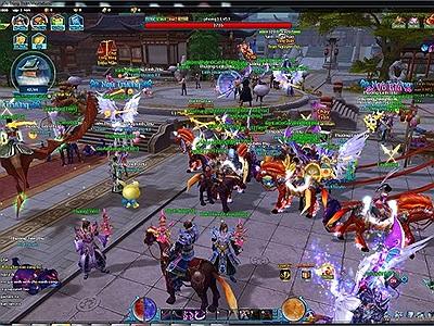 Ngũ Thần Online cho game thủ thoải mái tự do luyện cấp săn đồ