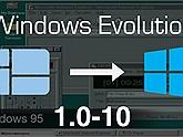 Nhìn lại lịch sử 30 năm của hệ điều hành Windows chỉ trong 90 giây