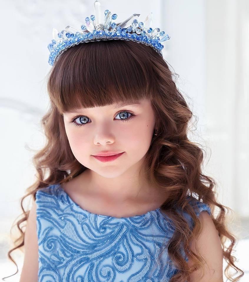 13 nhóc tì nổi tiếng khắp thế giới nhờ vẻ đẹp thiên thần không thể cưỡng lại - ảnh 1
